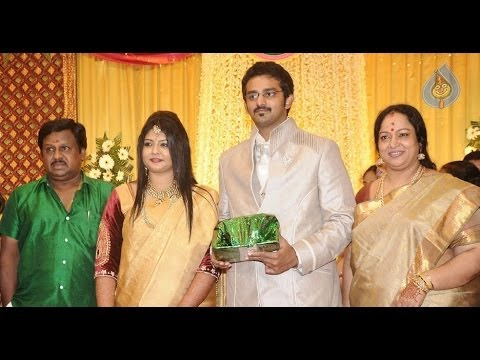 Tamil Celebrities at Ramarajan and Nalini