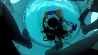 Bruxelles : le premier restaurant sous-marin du monde
