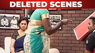 Solvathellam Unmai Deleted Scenes Lakshmy Ramakrishnan Reveals