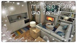 minipiso 35m2 (minipiso familiar)