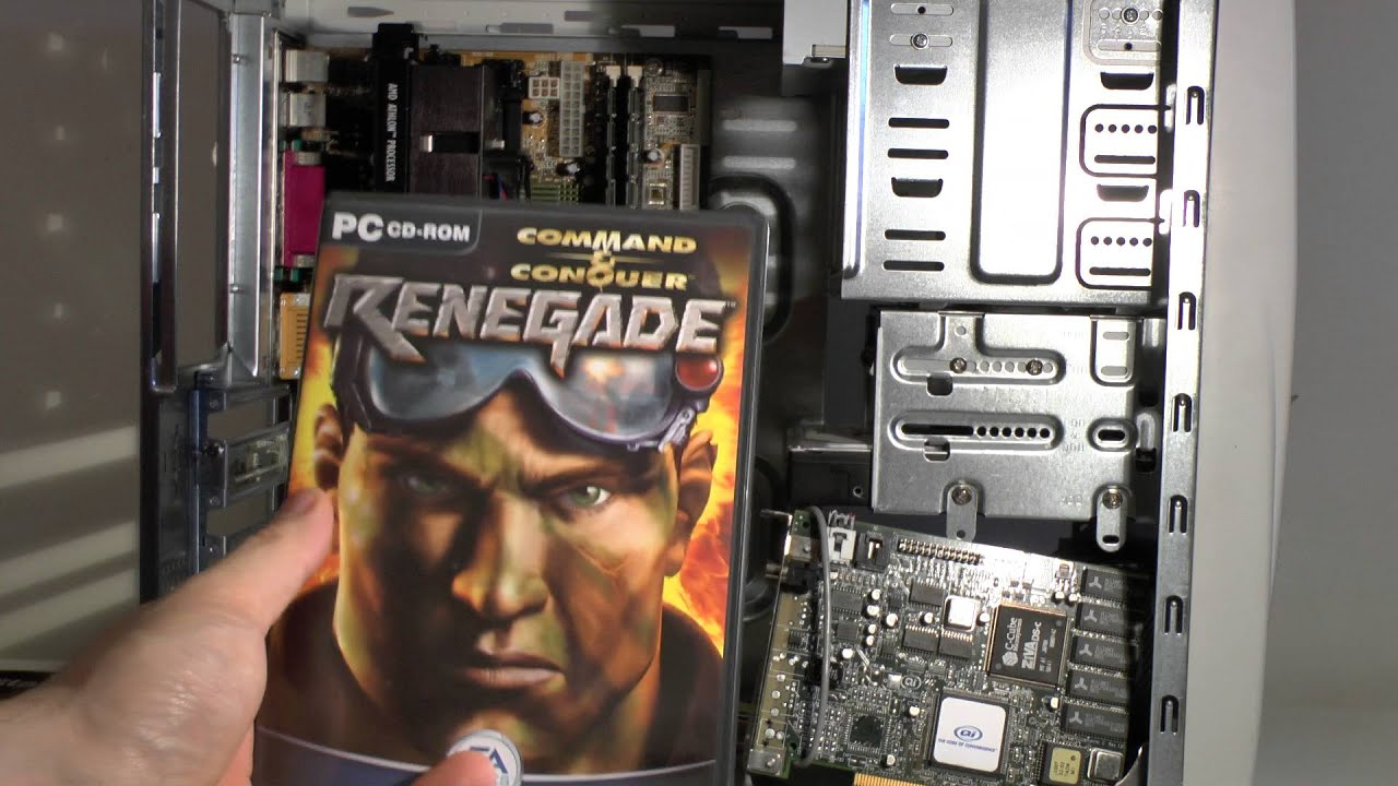 Part 1 AMD System overview for retro DirectX 7 gaming