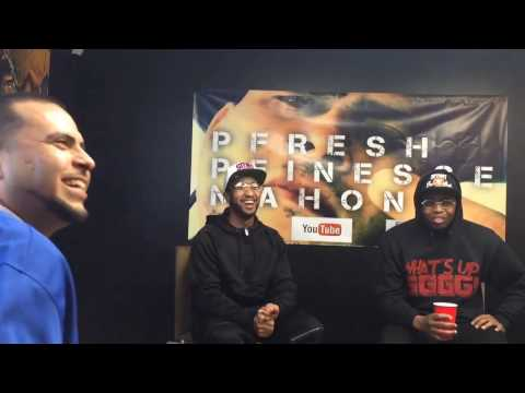 Jeremiah Phillips Interview with Pfresh Pfinesse Mahone - Episode 1 (pilot episode)