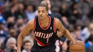 C.j. mccollum blazers 2015 season highlights