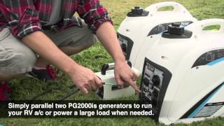 pg2000is generator how to use 9 20