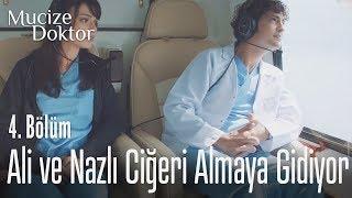 Ali ve Nazlı ciğeri almaya gidiyorlar - Mucize Doktor 4. Bölüm