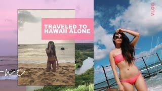 I Traveled to Oahu & Kauai Alone and Here