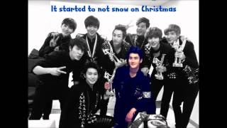 Super Junior - White Christmas (English Sub)