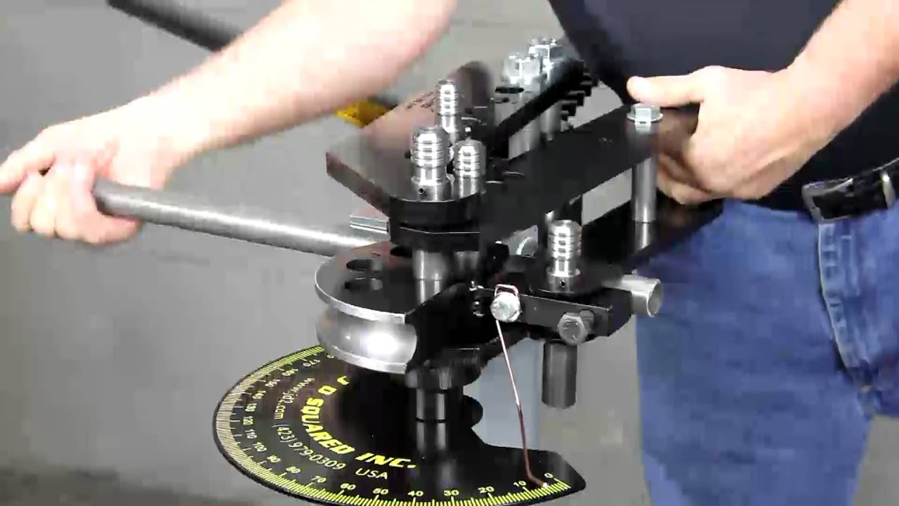 Model 3 Bender by JD Squared, Inc. - YouTube