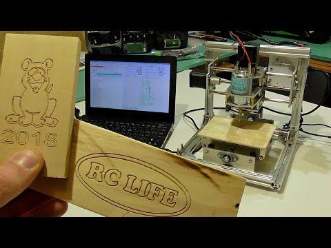CNC milling machine - Создаем проект для обработки станком с ЧПУ