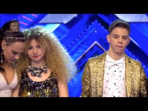 X-Faktor 2016 - Opitz Barbi Győztes Pillanata