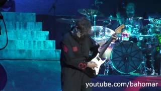 Download Slipknot LIVE Skin Ticket - Toluca, Mexico 2016