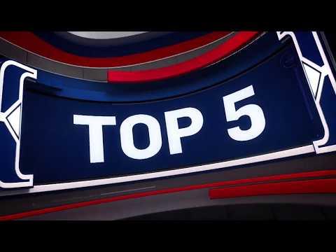 NBA Top 5 Plays of the Night   October 13, 2019