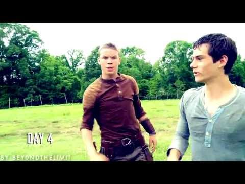 the maze runner cast | come with me now [gag reel]