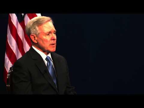 U.S. Secretary of the Navy on the U.S. Rebalance to the Asia Pacifc