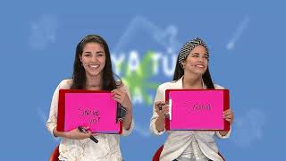 Ya Tú Saes - Raysa Ortiz y Sirena Ortiz