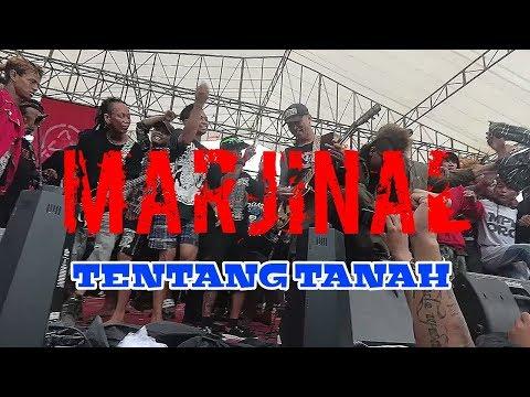 Sempat Ricuh!! Konser MARJINAL di Leuwimunding