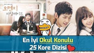 En İyi Okul Konulu Kore Dizileri [top25]