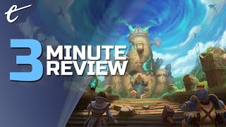 Fort Triumph | Review in 3 Minutes (Video Game Video Review)