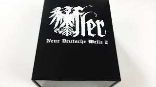 Fler - Neue Deutsche Welle 2 Box Unboxing