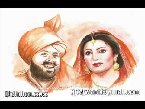 Jatti Milli Jatt nu REMIX-Mohammad Sadiq-Tejwant Dhillon.wmv