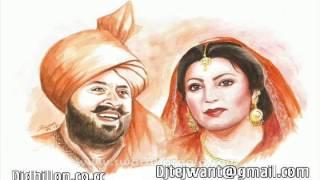 Gambar cover Jatti Milli Jatt nu REMIX-Mohammad Sadiq-Tejwant Dhillon.wmv