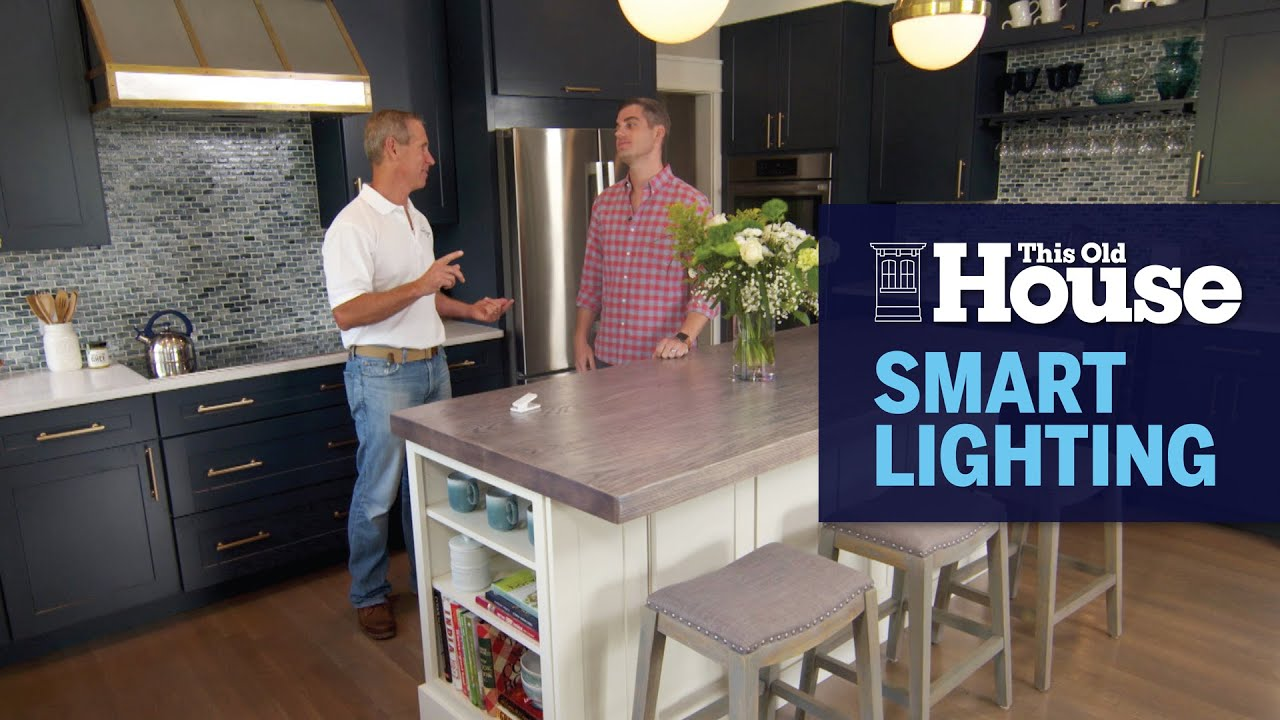 Smart Lighting | This Old House