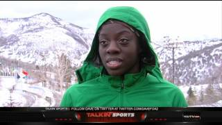 Nigerian Bobsled Team on Track to Make Olympic History