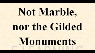 analysis of not marble nor gilded Ncert solutions for class 10th: ch 9 not marble nor the gilded monuments company accounts and analysis of financial statements ncert solutions (commerce).