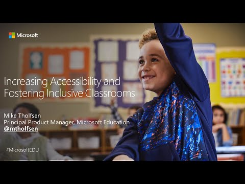 Accessibility Learning Webinar Series: Learning Tools for the Inclusive Classroom