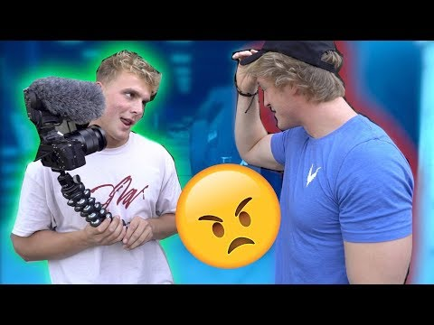 I CAN'T HANDLE BROTHER JAKE PAUL!