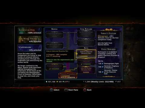 Neverwinter How to get twisted set