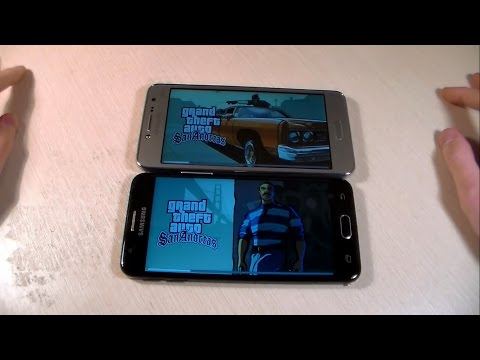 Samsung Galaxy J2 Prime vs Samsung Galaxy J5 Prime (HD)
