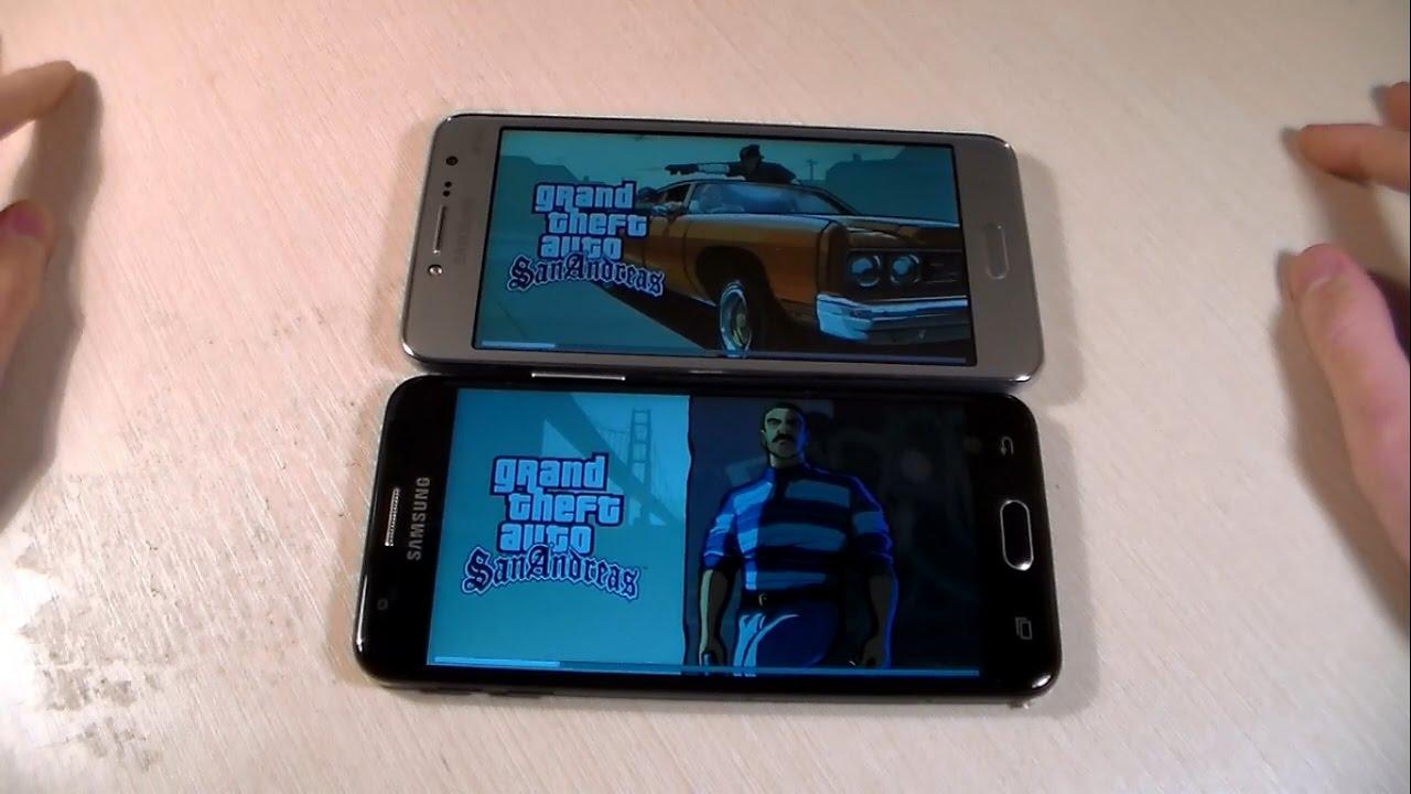 Samsung Galaxy J2 Prime Vs Samsung Galaxy J5 Prime Hd Youtube