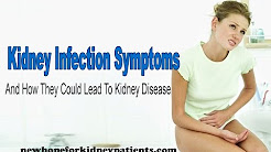 hqdefault - Effects Of Not Treating A Kidney Infection