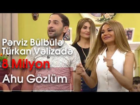 Pərviz Bülbülə və Türkan Vəlizadə - Ahu gözlüm (YENİ) (Zaurla GÜNAYdın)