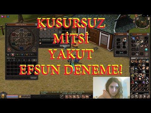METİN2 TR KUSURSUZ MİTSİ YAKUT EFSUN DENEMESİ!
