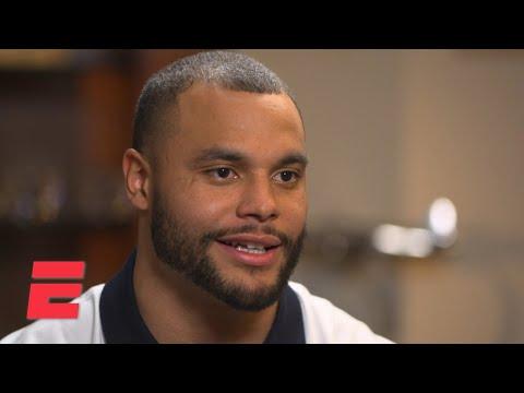Dak Prescott Exclusive Interview On His Cowboys Future | NFL On ESPN