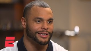 Dak Prescott exclusive interview on his Cowboys future | NFL on ESPN