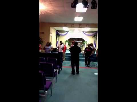 Vincent Tharpe and Kenosis in Rehearsal