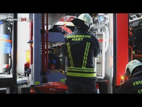 Drei Feuerwehren Bei Brand In Einer Wohnung In Leonding Im Einsatz