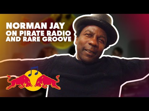 Norman Jay Lecture  (London 2010) | Red Bull Music Academy