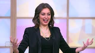 التحدي الكامل مع هبة مجدي ومحمد محسن في معكم منى الشاذلي
