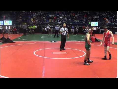 146 f, Connor Beard, Red vs Beau Smith, Green