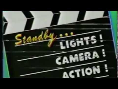 Standby...Lights! Camera! Action!   80s Nickelodeon