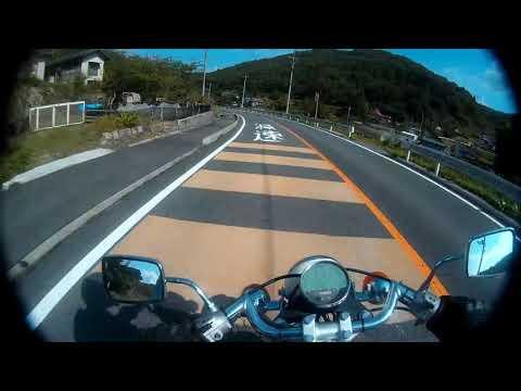 岡山の バイク好き爺さん №11 ヤマハHS1試運転する