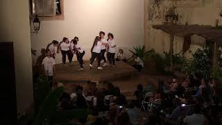 Culminación taller teatro en movimiento en el VSJ