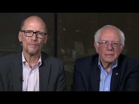 Temporary Truce in a Democratic Party Civil War: The Sanders & Perez Unity Tour