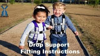 Drop Support Fitting Instruction