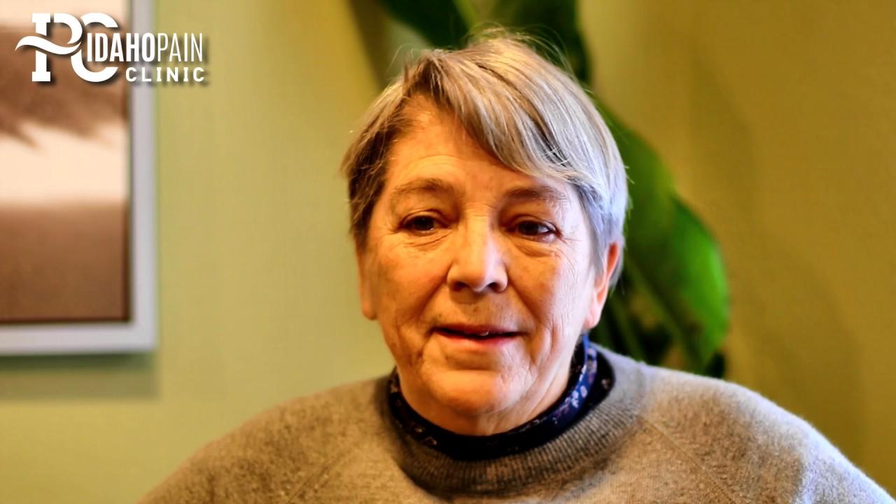 Idaho Pain Clinic Patient Story - Beth W.