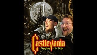Castlevania Symphony of The Night: A Tale of Two Peters - Super Gaming Friends